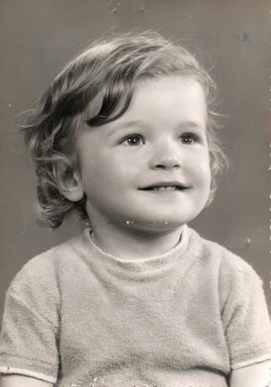 MICHEL à 1 an (1969)