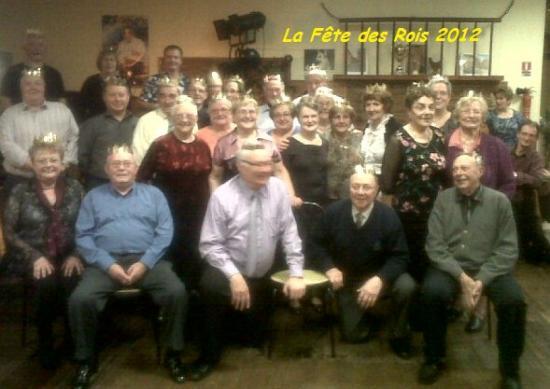 La Fête des Rois 2012 à MIANNAY