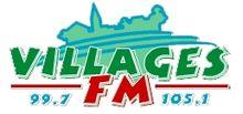 Logo villages fm 4
