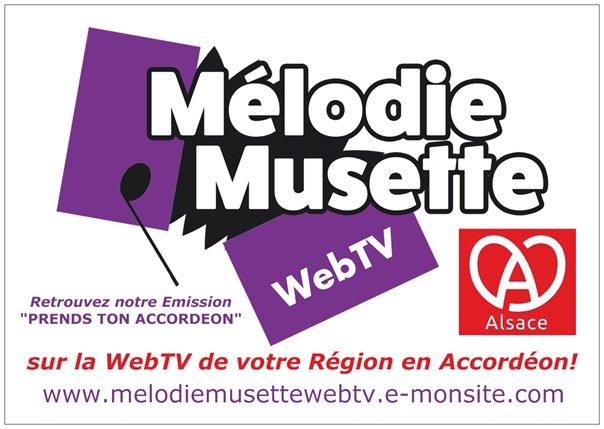 Mélodie Musette WebTV